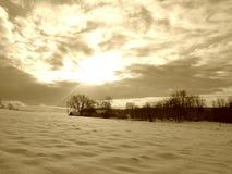 холм Стоковые Изображения