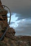 холм barcelona Стоковые Фотографии RF