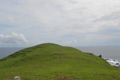 Холм Merese, Lombok, Индонезия Стоковые Фото