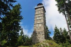 Холм Tisovsky vrch Tisovsky Стоковые Фото
