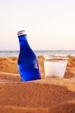 холодная вода Стоковая Фотография