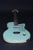 холодная гитара Стоковые Изображения
