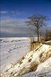 холодная зима Стоковые Изображения