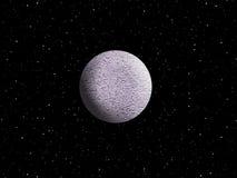 холодная планета Стоковое Фото