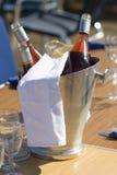 холодное вино Стоковые Фото