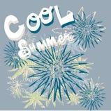 холодное лето Стоковое Изображение RF