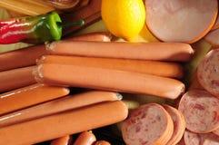 холодное мясо Стоковые Фото