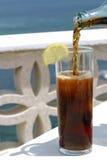 холодное питье стоковые фото