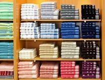 холодные полотенца Стоковое фото RF