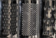 холодные терпуги металла Стоковое фото RF