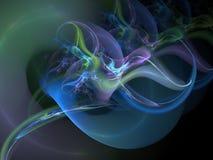 Холодный газ Стоковые Фотографии RF