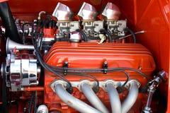 холодный двигатель стоковое фото