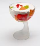 холодный десерт Стоковые Фотографии RF