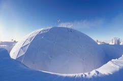 холодный купол стоковое фото
