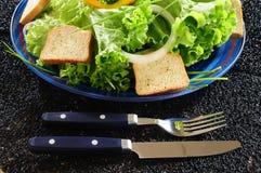 холодный салат стоковые изображения