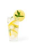 холодный свежий лимонад Стоковые Изображения RF