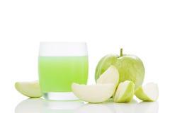 холодный сок guavas Стоковая Фотография