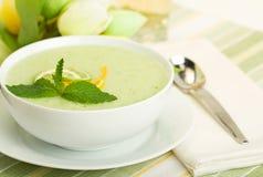 холодный суп дыни Стоковая Фотография RF