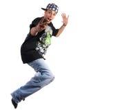 холодный танцор Стоковая Фотография RF
