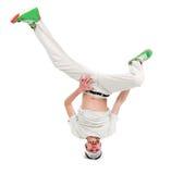 холодный тип хмеля вальмы танцора Стоковые Фотографии RF
