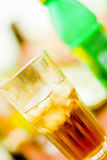 холодный чай льда стоковое фото