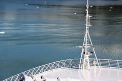 холодный sailing океана Стоковые Изображения