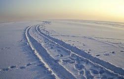 холод вечно Стоковая Фотография RF