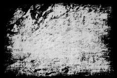 Холстина сбора винограда Grunge Стоковые Изображения RF