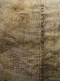 холстина старая Стоковые Фотографии RF