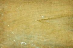 Холст + текстурированное древесиной смешивание стоковое фото
