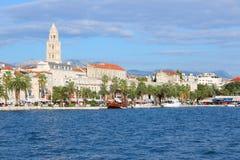 Хорватия - разделение стоковые изображения