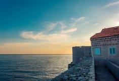 Хорватия dubrovnik Стоковая Фотография RF