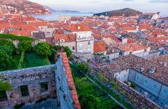 Хорватия dubrovnik Стоковое Изображение RF
