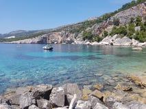 Хорватия hvar стоковое фото