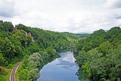Хорватия, Ozalj, 1 стоковые изображения rf