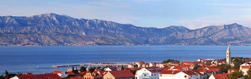 Хорватия supetar Стоковое Фото