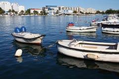 Хорватия zadar стоковая фотография