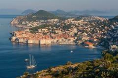 Хорвати-Дубровник Стоковое Изображение RF