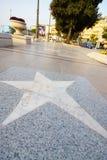 Хорватская прогулка славы в Opatija стоковые изображения