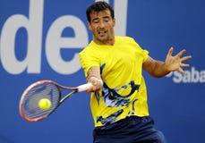 Хорватский теннисист Иван Dodig Стоковая Фотография RF
