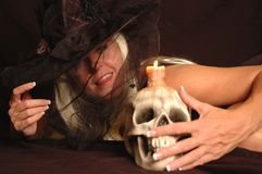 хорошая ведьма Стоковое Изображение RF