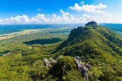 Хорошая гора взгляда Стоковое Изображение