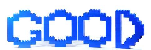 хорошая игрушка lego Стоковые Изображения