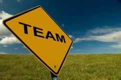 хорошая команда знака Стоковая Фотография RF