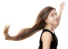 хорошие волосы стоковое изображение