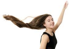 хорошие волосы стоковая фотография