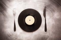 Хороший вкус в музыке Стоковые Фото