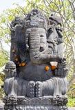 Хороший индусский бог Ganesha, Nusa Penida, Индонезия Стоковые Изображения RF