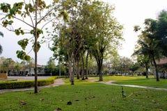 Хороший парк взгляда Стоковое Изображение RF