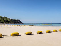 Хороший пляж Стоковые Изображения RF